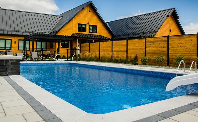 projet de construction de piscine