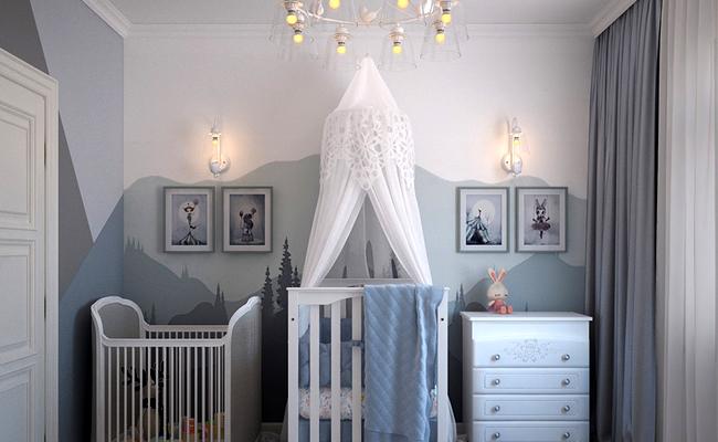 Quelles peintures pour la chambre d'un enfant ?