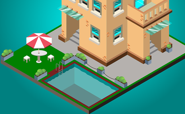 Quel est le prix d'une piscine enterrée ?