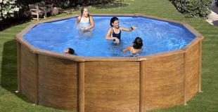 La piscine hors-sol : comment la choisir parmi la multitude de formes et matériaux ?