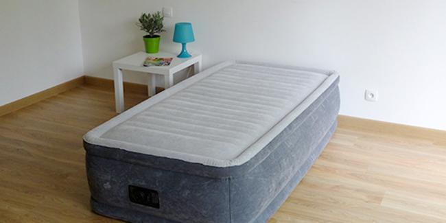 Le matelas gonflable haut de gamme, bonne solution en lit d'appoint